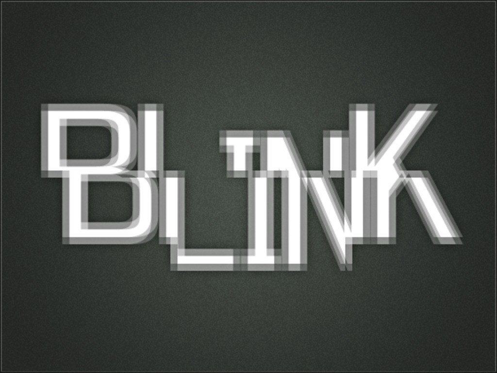 Blink: A surreal first-person gaming experience's video poster