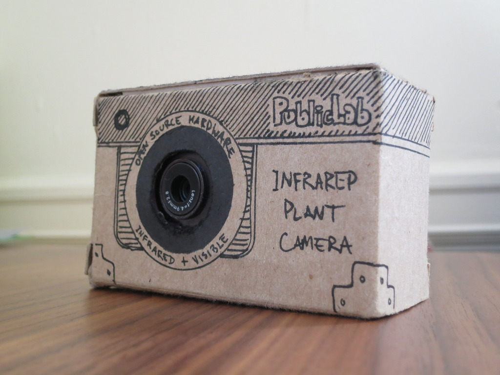Infragram: the Infrared Photography Project's video poster