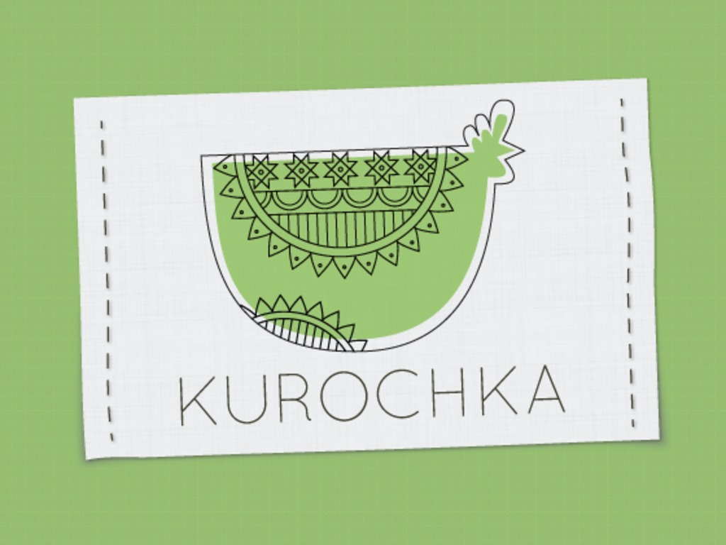 Kurochka: Hand-drawn T-shirts with a Taste of the Motherland's video poster