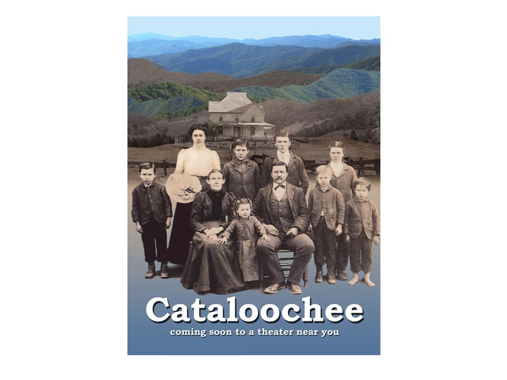 Cataloochee's video poster