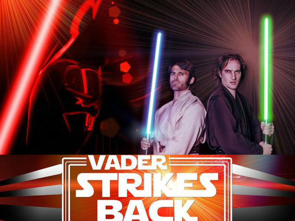 Star Wars: Vader Strikes Back the Series's video poster