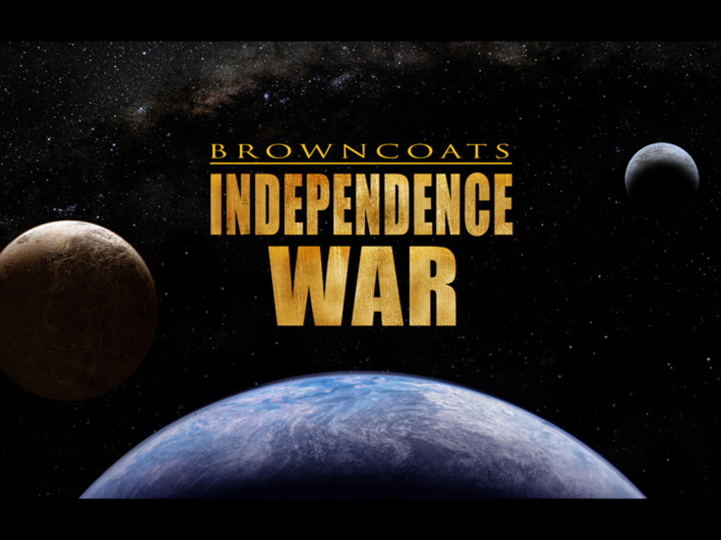 """Browncoats: Independence War - A """"Firefly"""" Fan Film's video poster"""
