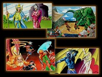 Re-Creating AD&D Module Cover Paintings Part 1