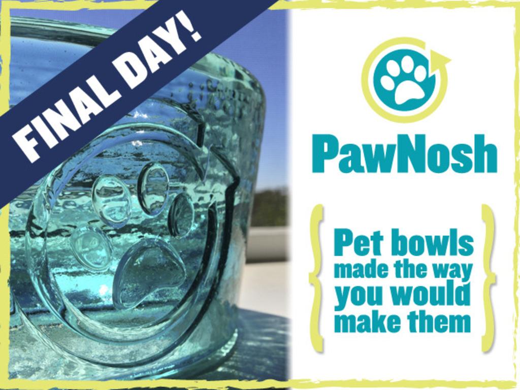 PawNosh Pet Bowls's video poster