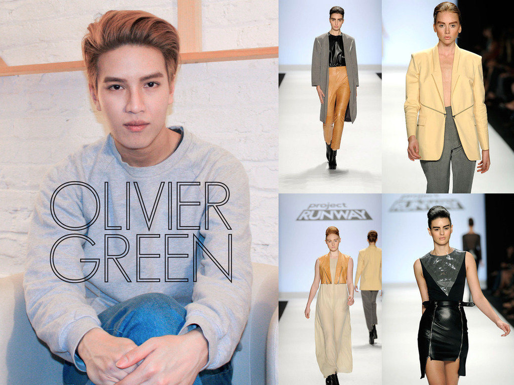 Olivier Green Studio - AW2012-13 Collection's video poster