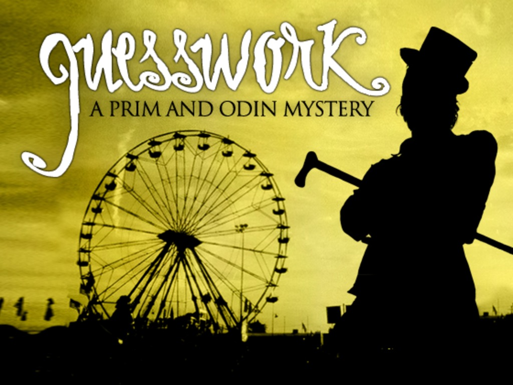 Guesswork: a Carnival Mystery's video poster