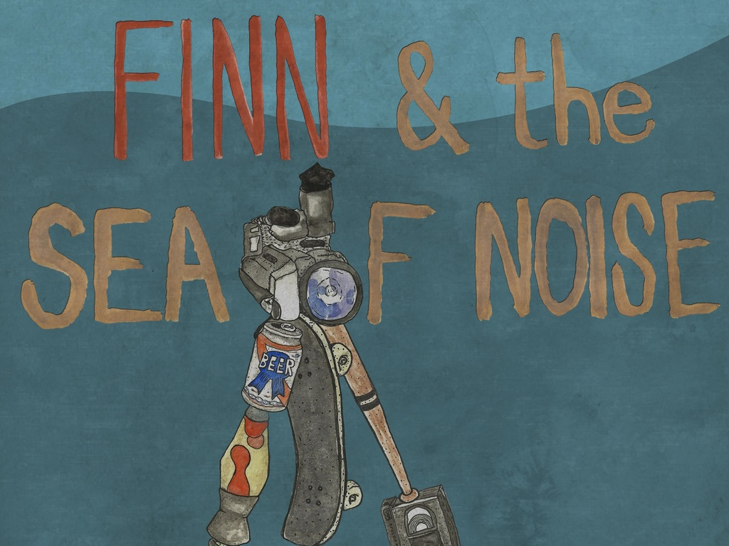 Finn & The Sea of Noise | A Feature Length Film's video poster