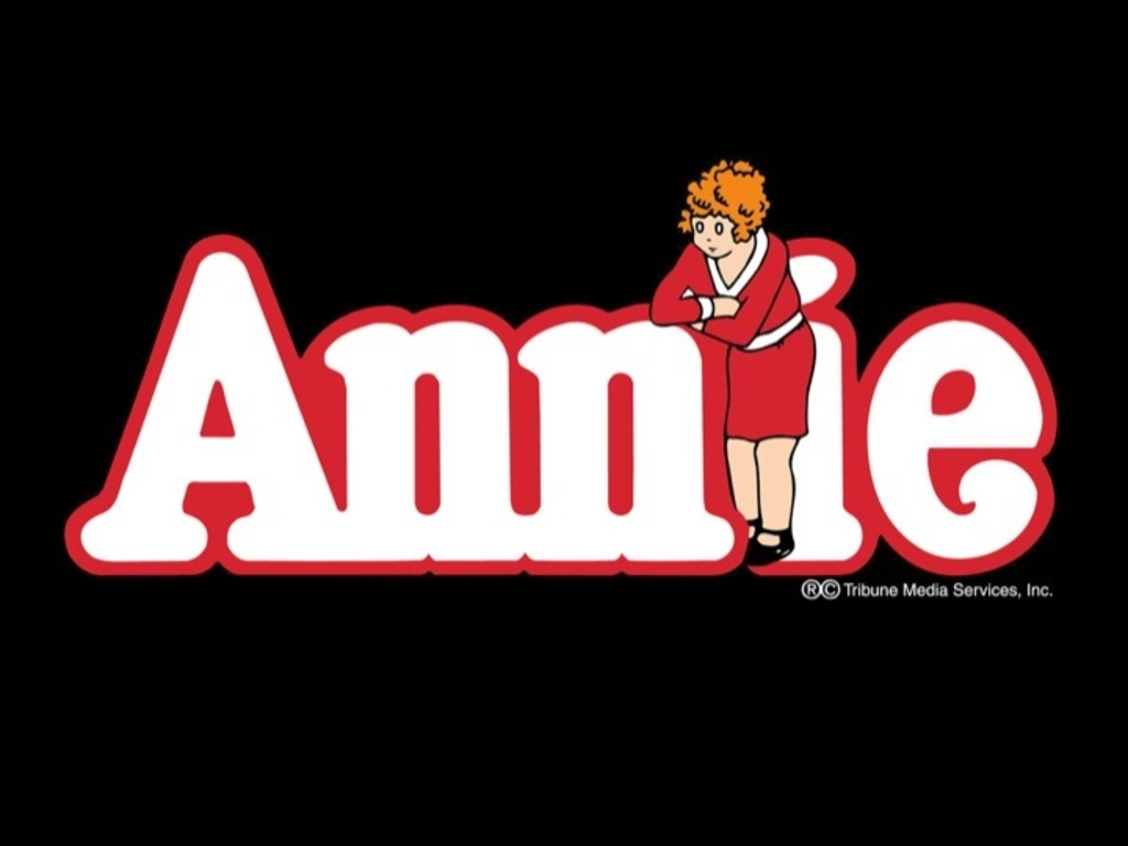BURBANK COMMUNITY THEATER presents ANNIE's video poster