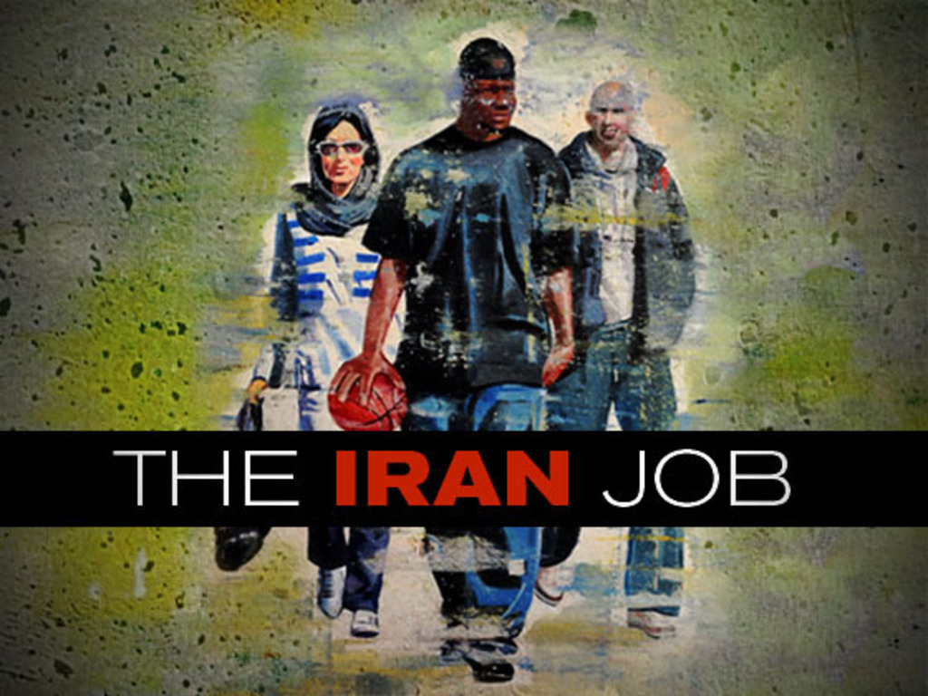 THE IRAN JOB's video poster