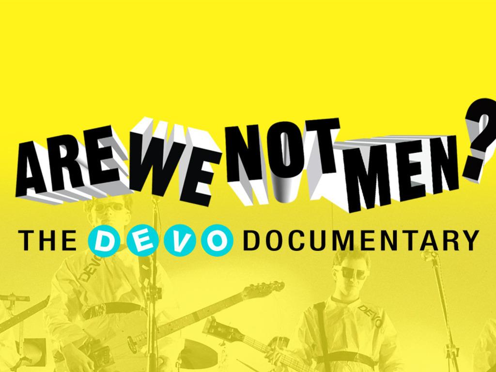 Authorized DEVO Documentary Film's video poster