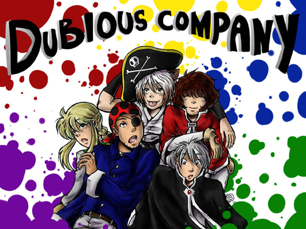Dubious Company Volume One's video poster