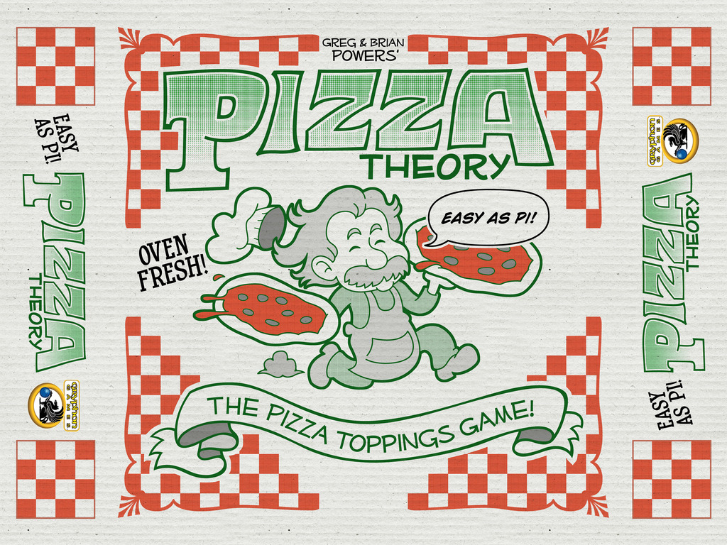Pizza Theory - The Pizza Toppings Game's video poster