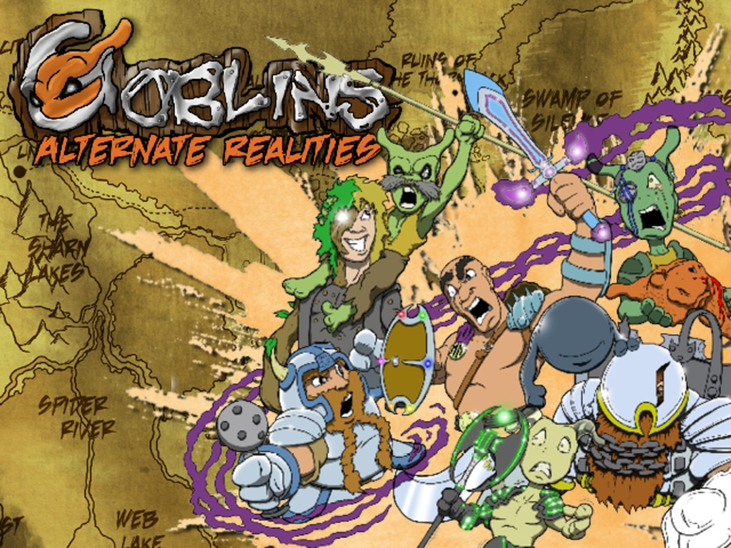 Goblins: Alternate Realities's video poster