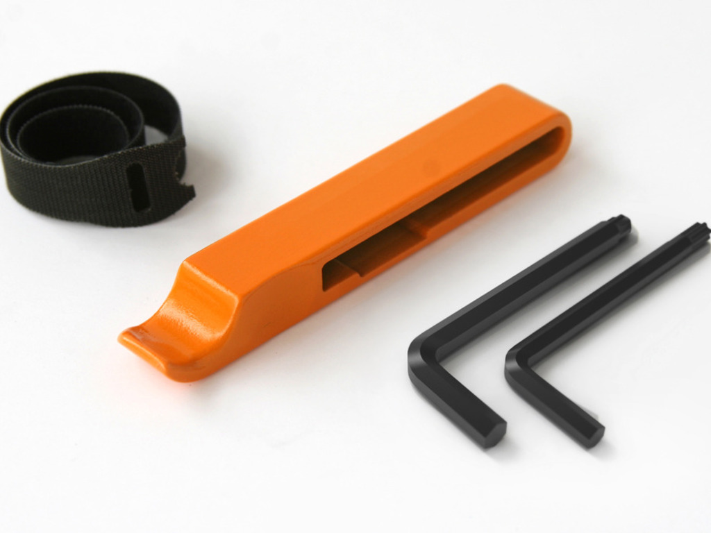 Lever+ Bike Tool, by Townie Syndicate's video poster