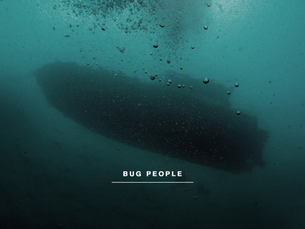 Bug People's video poster