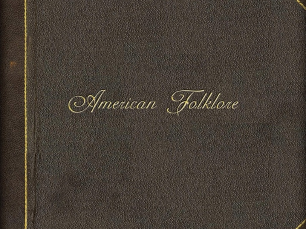 American Folklore Album's video poster