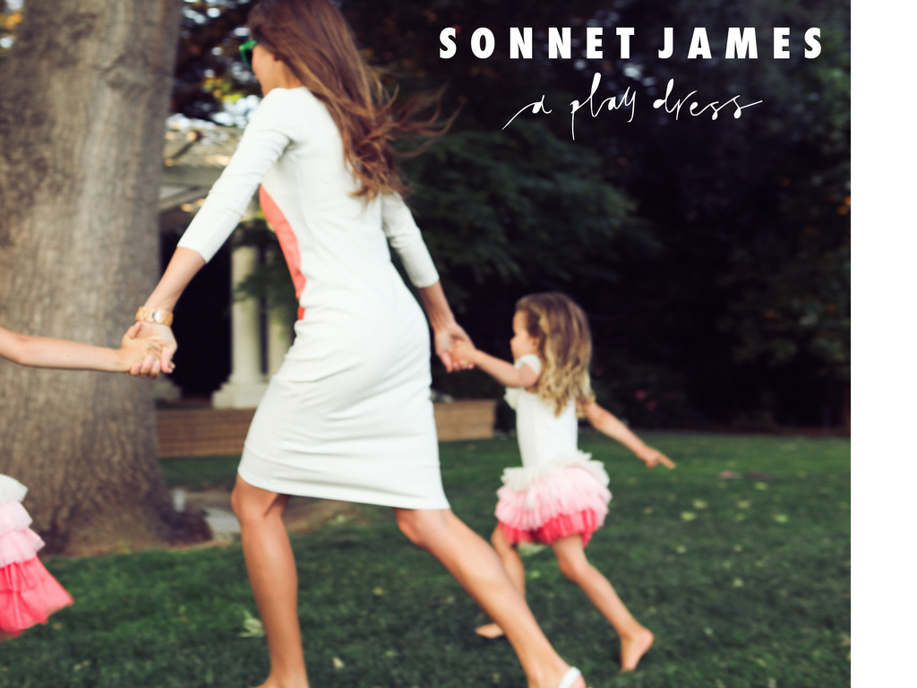 Sonnet James: Play Dresses for Playful Moms's video poster