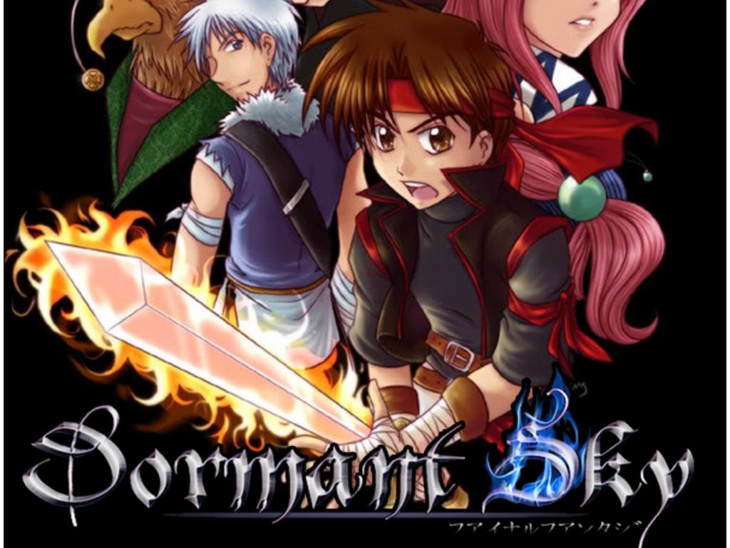 Dormant Sky® | SNES-Era RPG Videogame's video poster