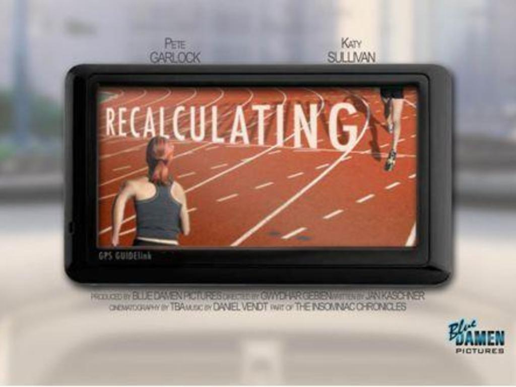 """Recalculating"": Part Of The Insomniac Chronicles's video poster"