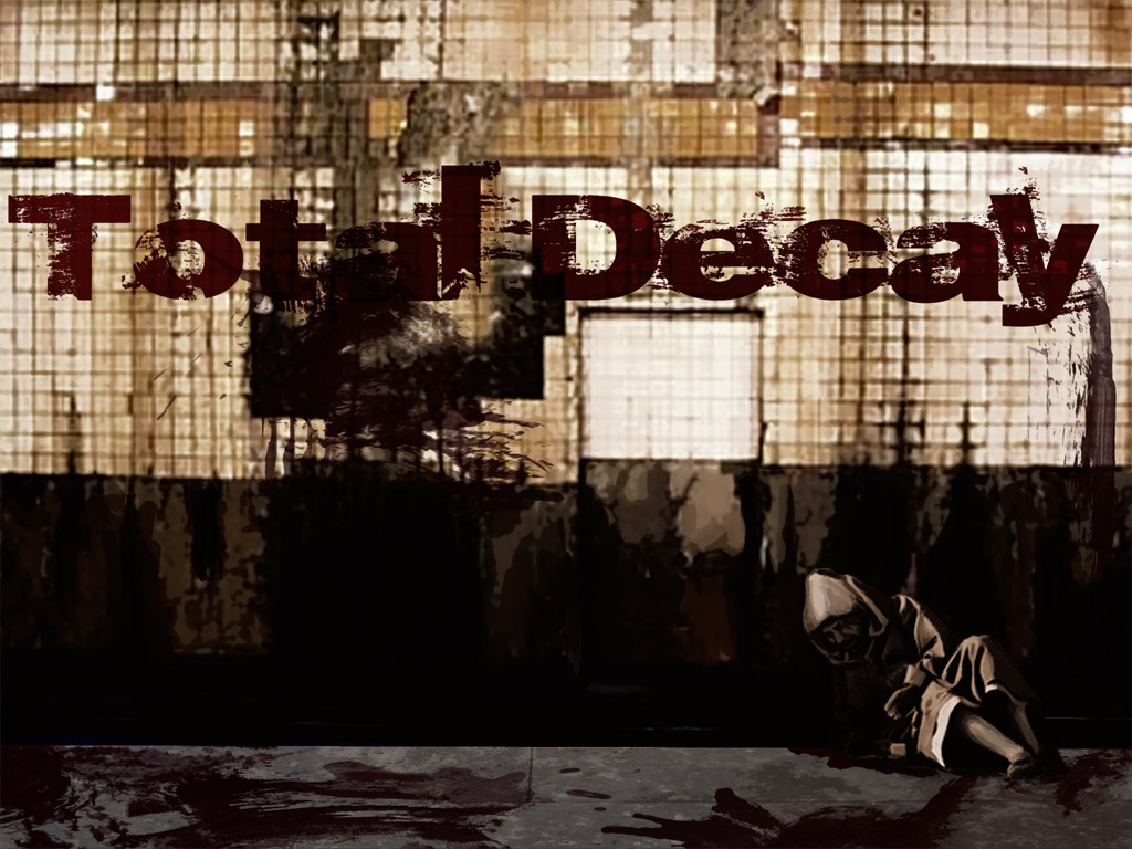 Total Decay's video poster