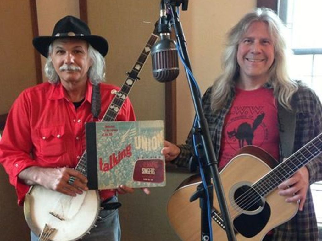 Almanac Trail -  CD of Labor Songs & Historical Tour's video poster
