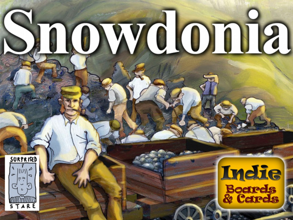 Snowdonia - 2nd Edition and Expansion's video poster