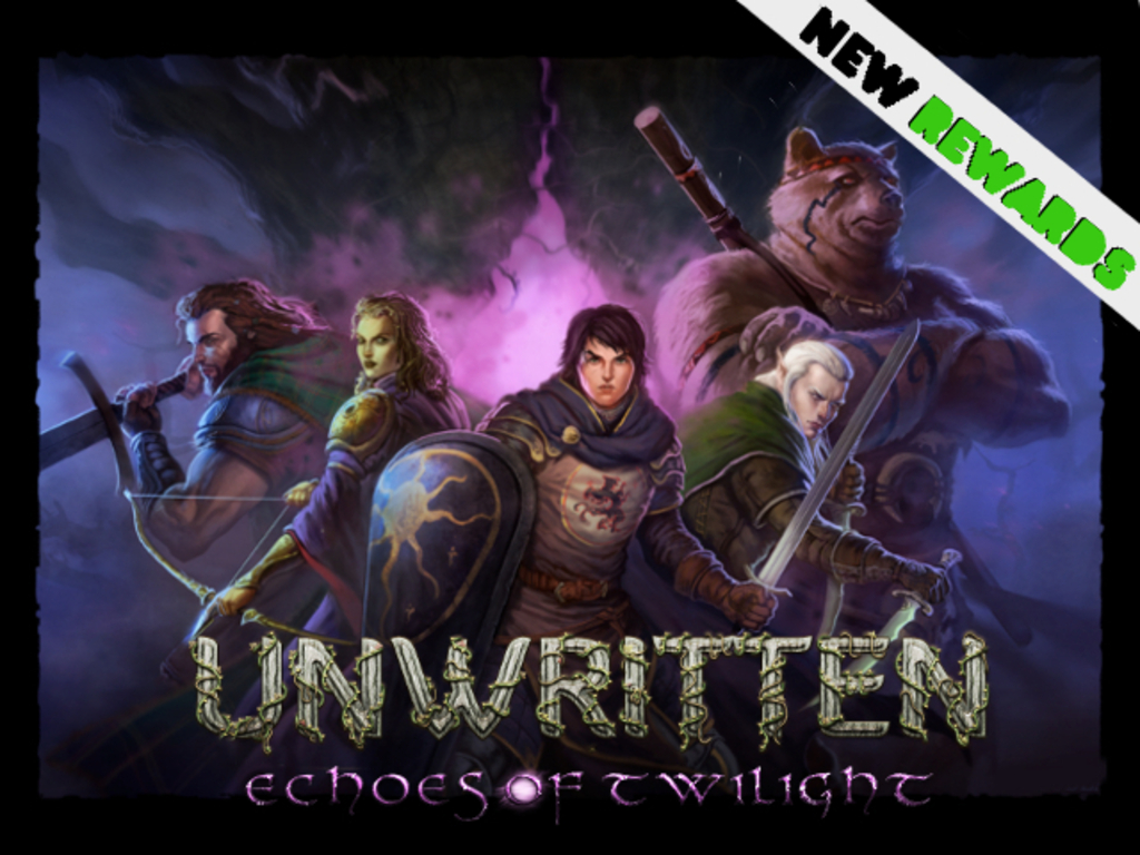 Unwritten: Echoes of Twilight's video poster