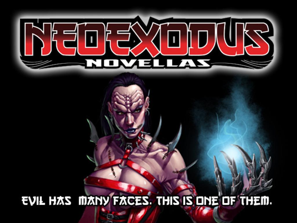 NeoExodus Novellas Fiction: Grand Theft Exodus's video poster