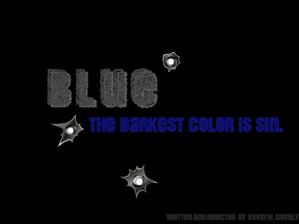 """Blue"" A Short Film by Ambitious Film College Students's video poster"