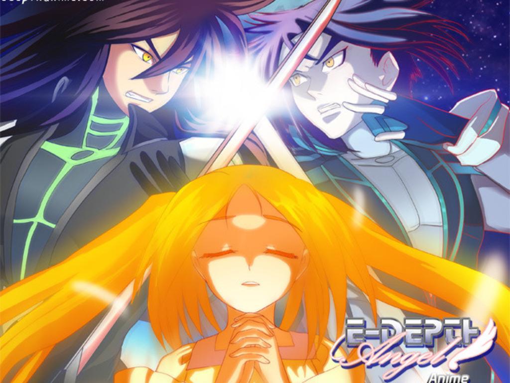 E-Depth Angel Anime (Canceled)'s video poster