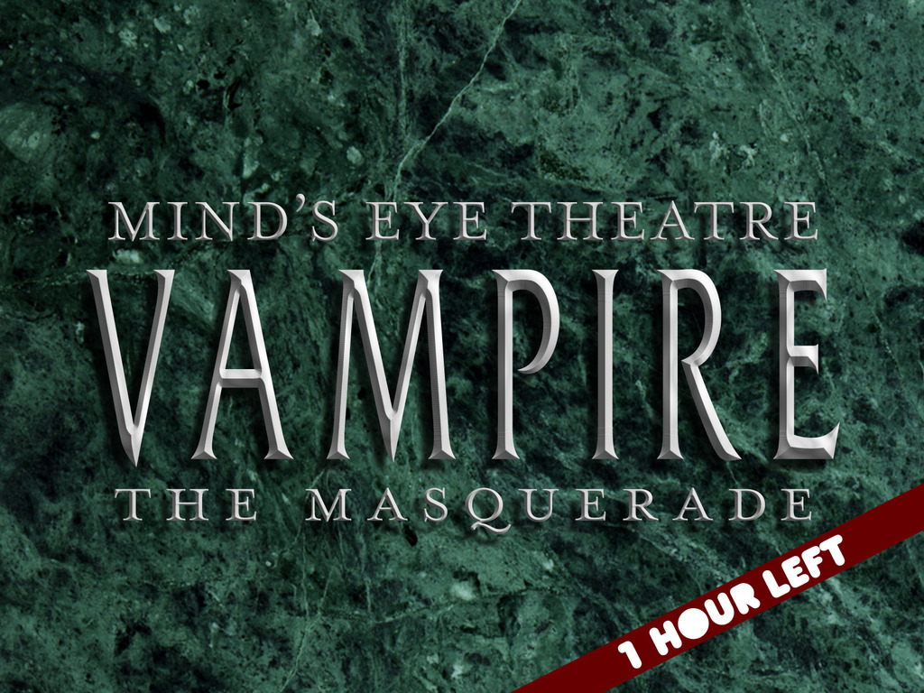 Mind's Eye Theatre: Vampire The Masquerade's video poster