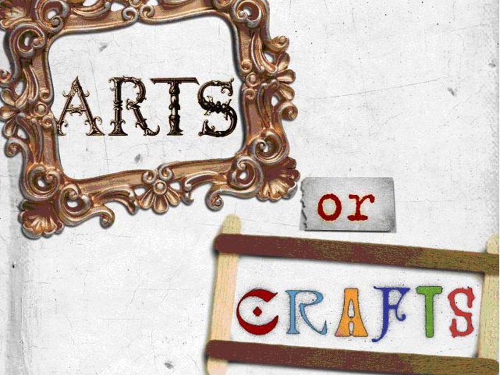 "Definitions Theatre Company Production of ""Arts or Crafts""'s video poster"