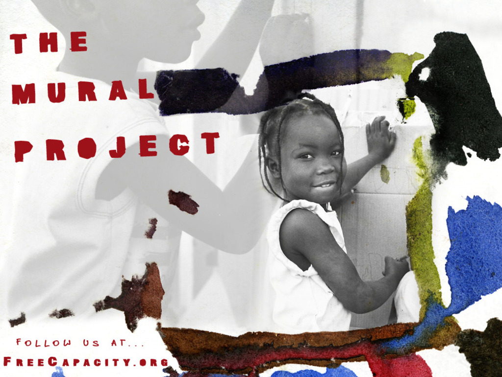 The Mural Project's video poster