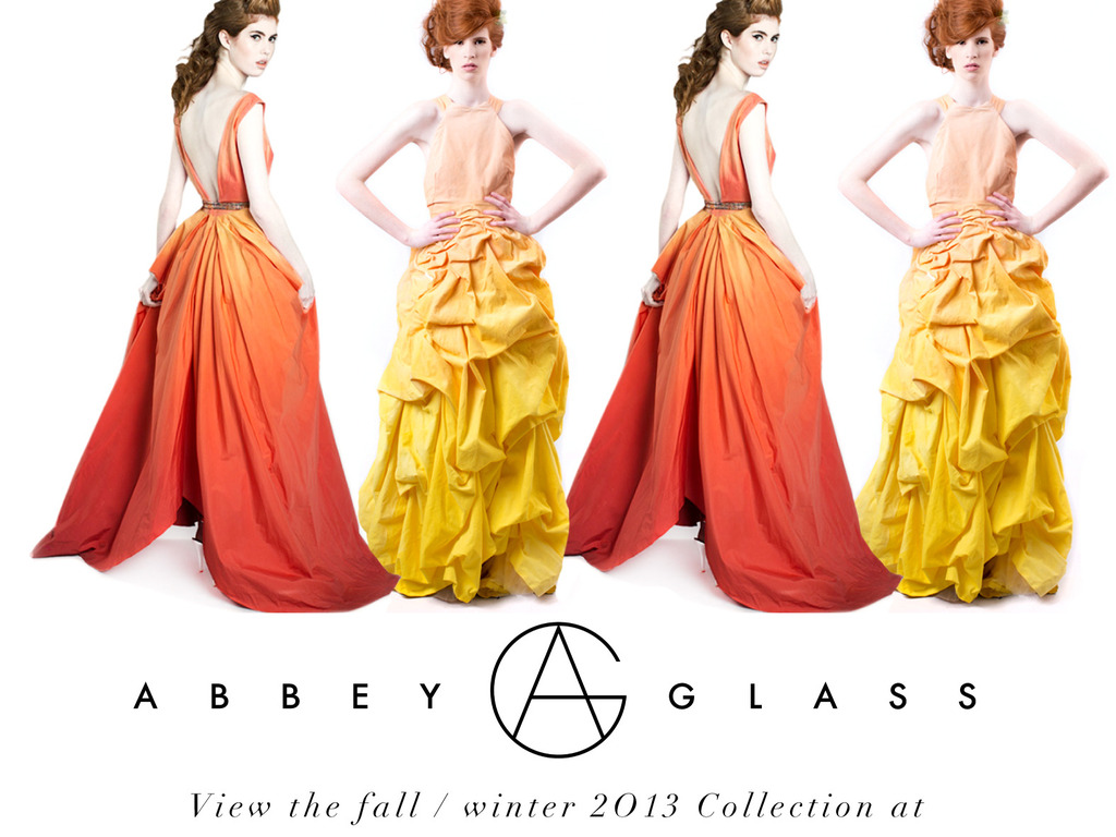 Couture collection shown in SAN FRANCISCO gallery's video poster