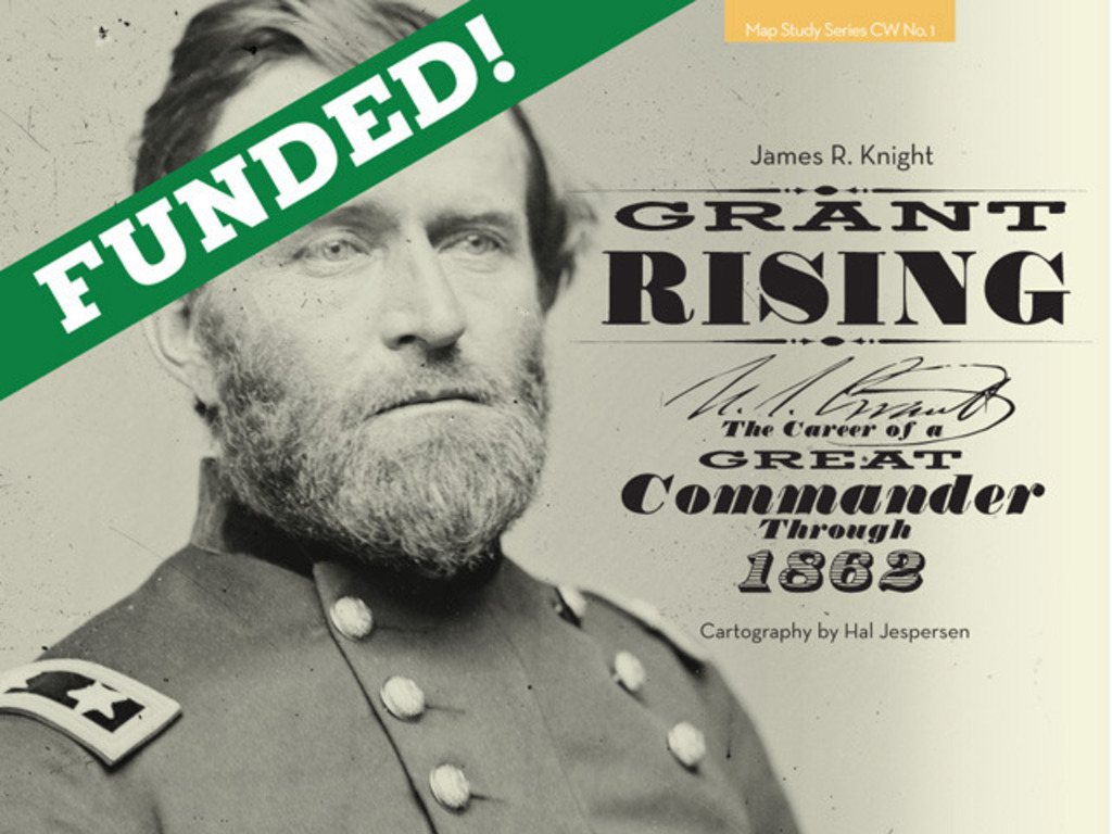 Grant Rising: First in a New Series of Civil War Map Books's video poster