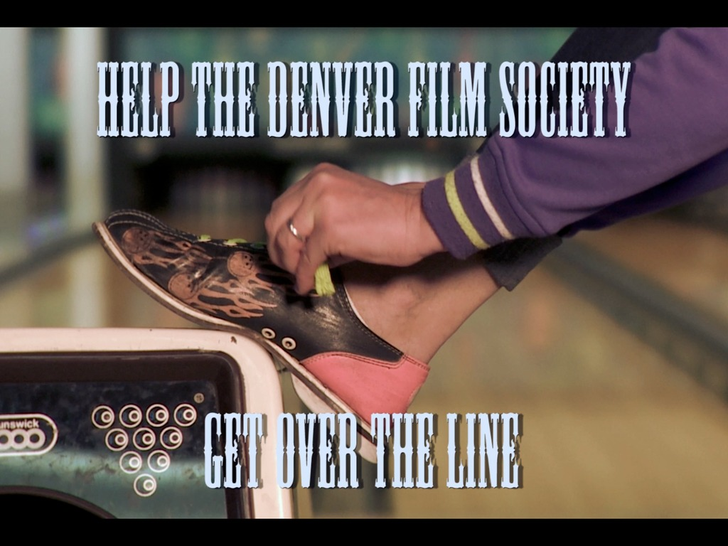 Secure the future of the Denver Film Society!'s video poster