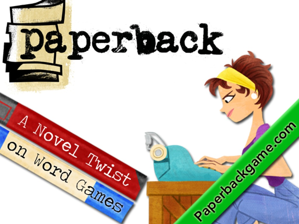 Paperback - a Novel Deckbuilding Game's video poster