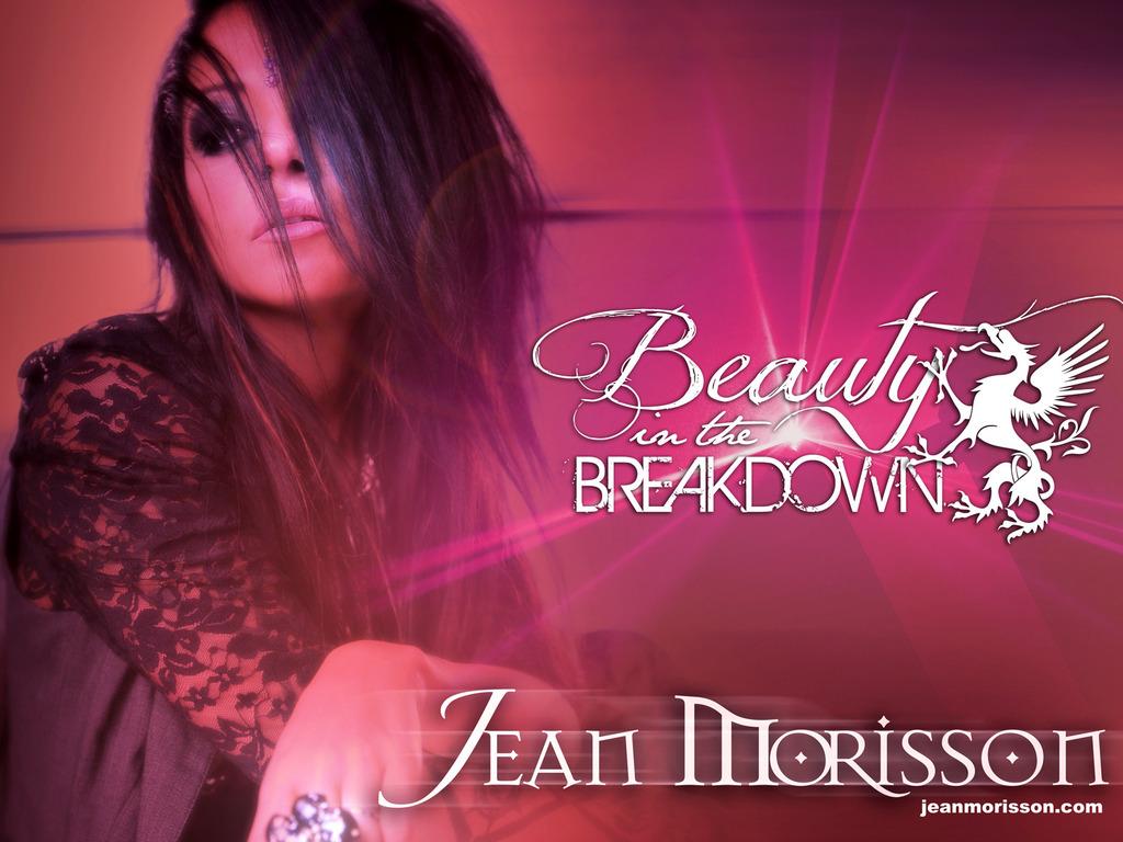 """Beauty in the Breakdown"" Jean Morisson Solo Debut Album's video poster"