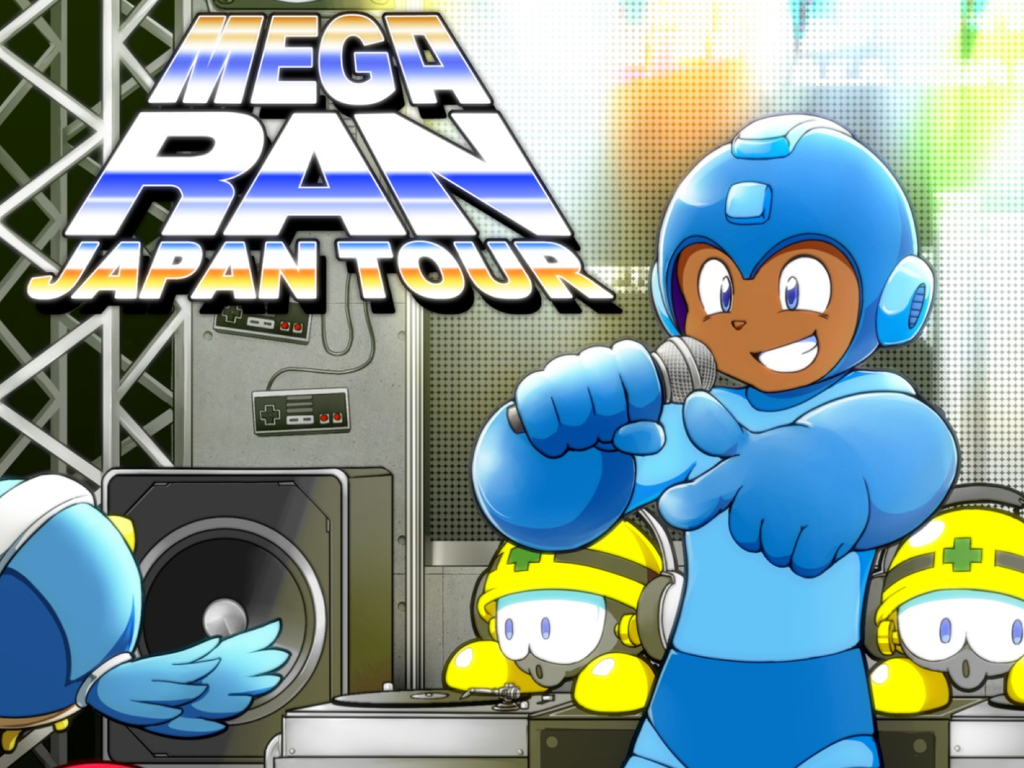 Mega Ran's Japan Tour, Ultimate Remix LP and Documentary!'s video poster