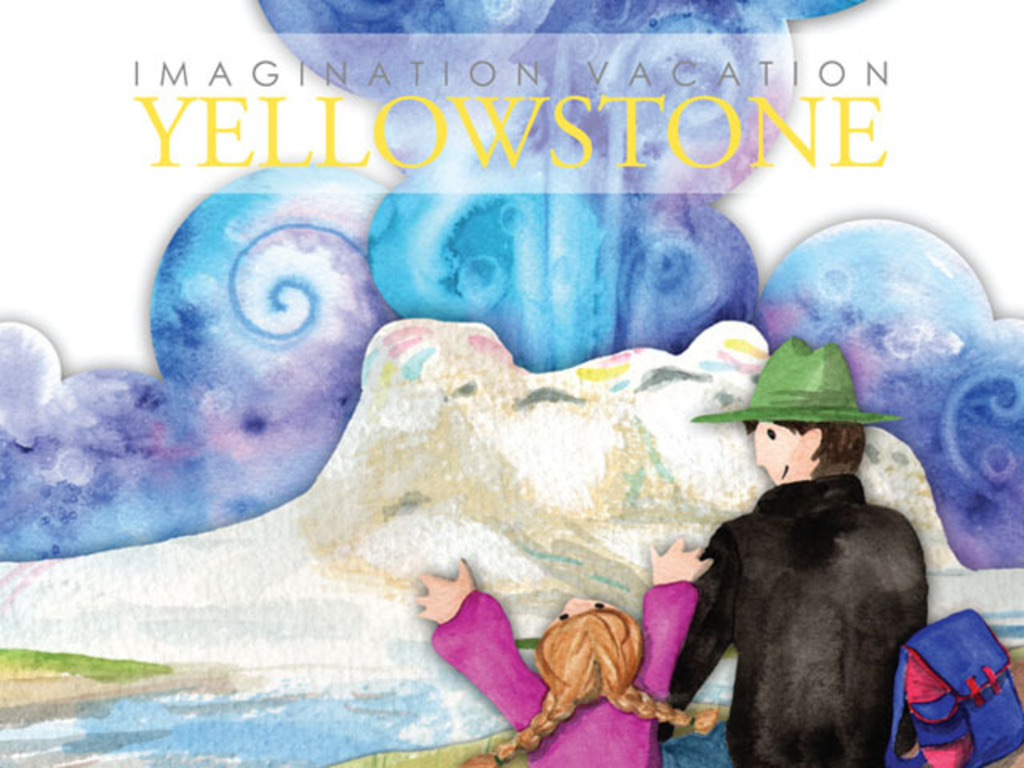 IMAGINATION VACATION YELLOWSTONE's video poster