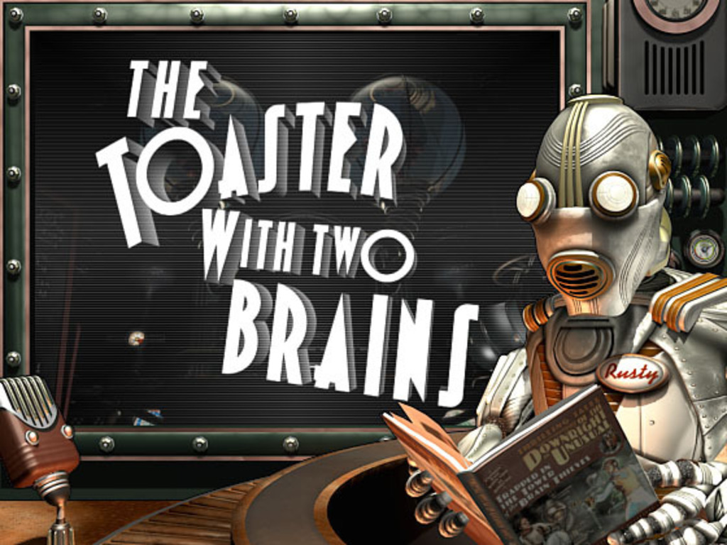 Thrilling Tales of the Downright Unusual: The Toaster With TWO BRAINS's video poster