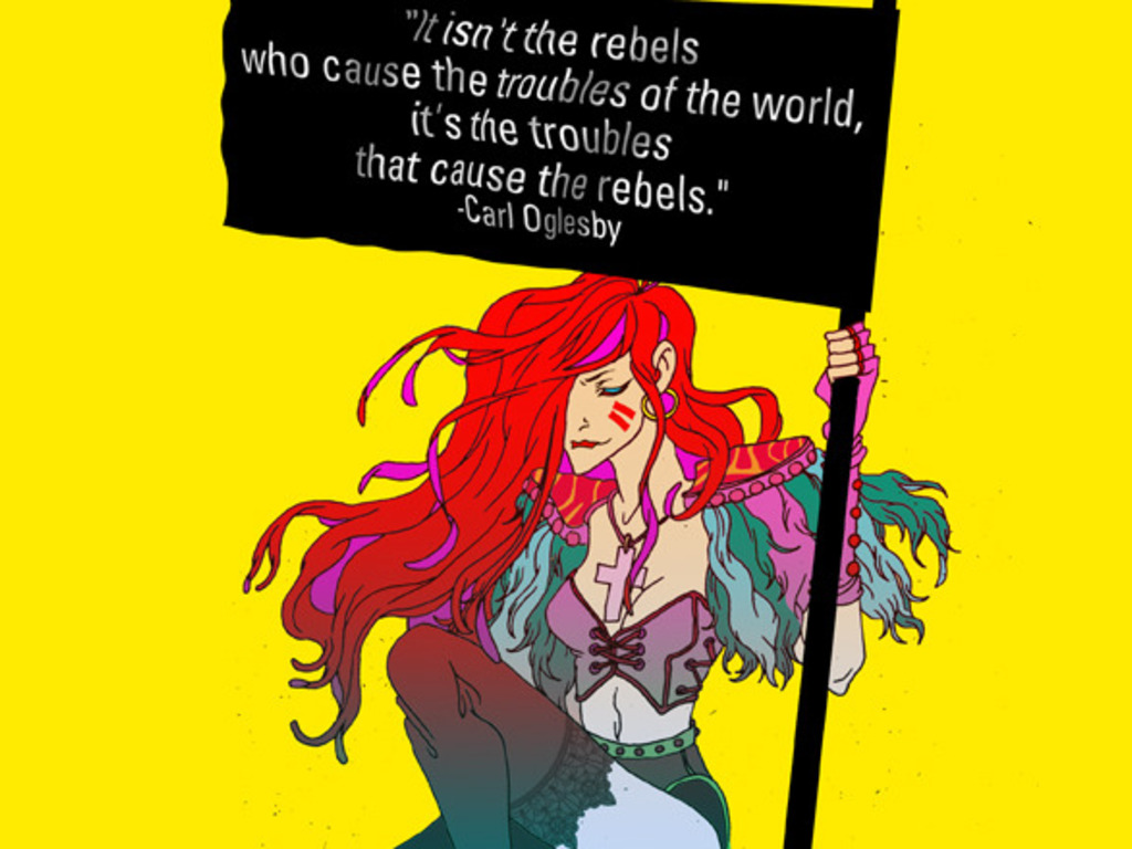 Occupy Comics: Art + Stories Inspired by Occupy Wall Street's video poster