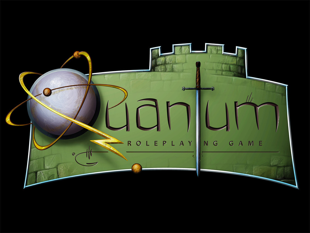 Quantum Roleplaying Game: An ALL NEW Science Fantasy RPG's video poster