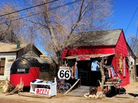 Arizona's Route 66: The Mother Road Journal (photo book)