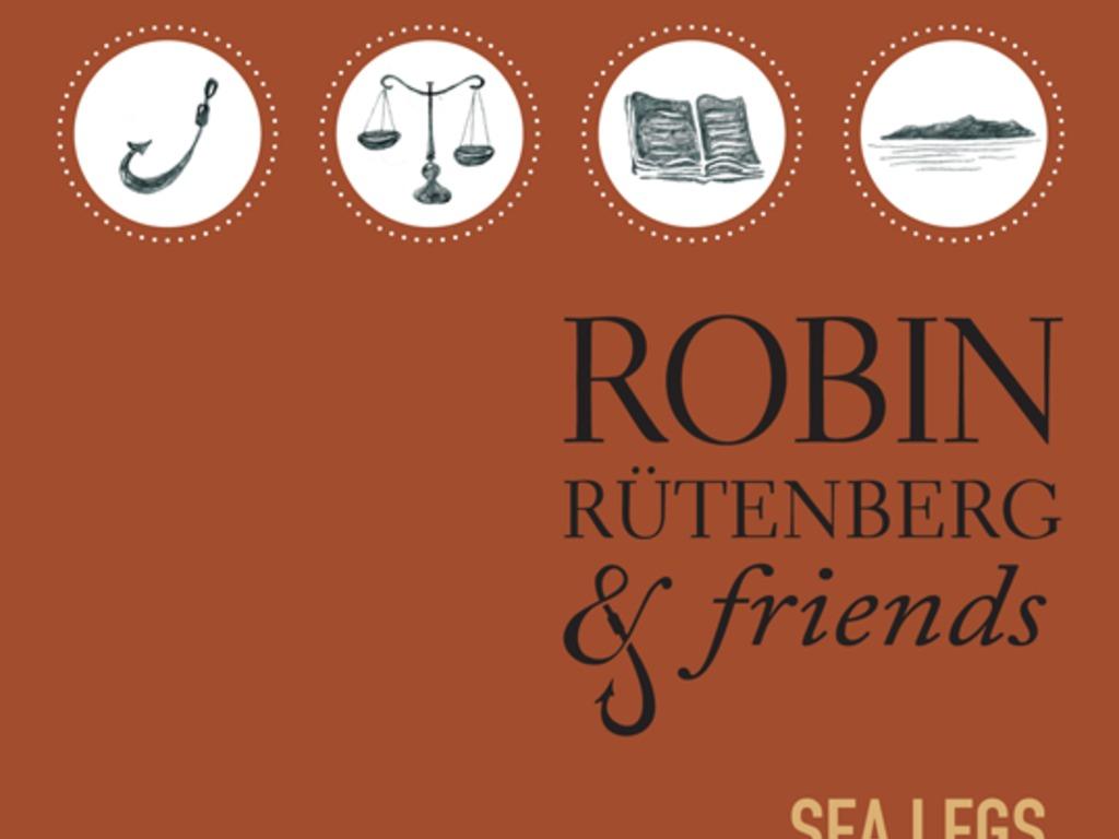 Robin Rütenberg & Friends record their debut EP: Sea Legs's video poster