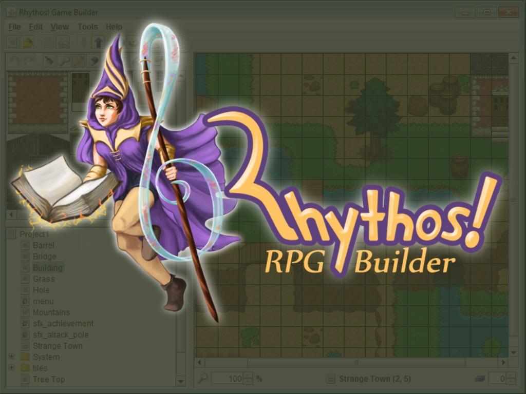 Rhythos RPG Builder's video poster