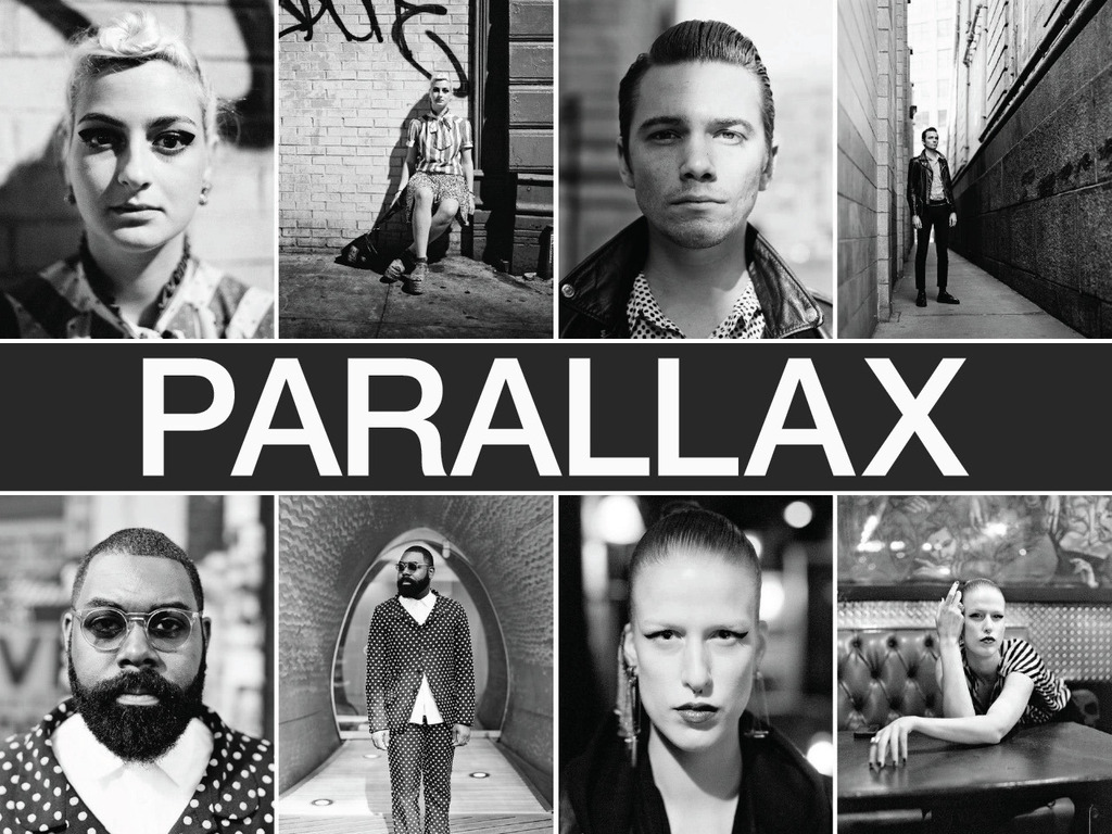 Parallax: LONDON, a portrait project about people and film.'s video poster