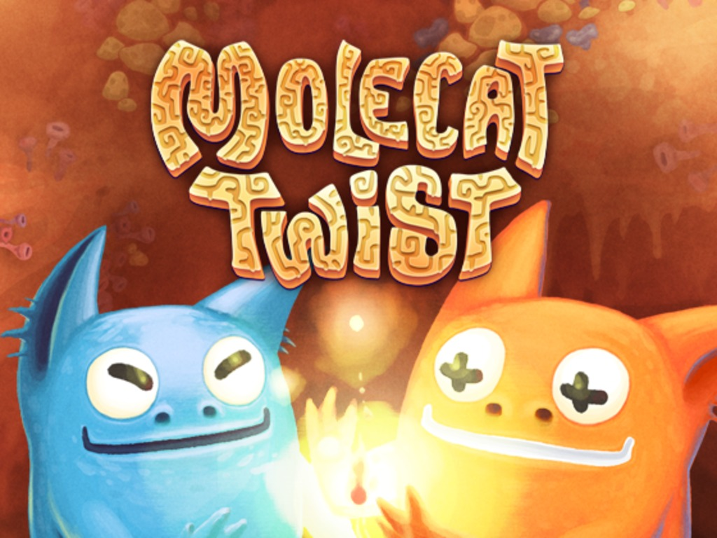 Molecat Twist - Indirect Puzzle Game's video poster