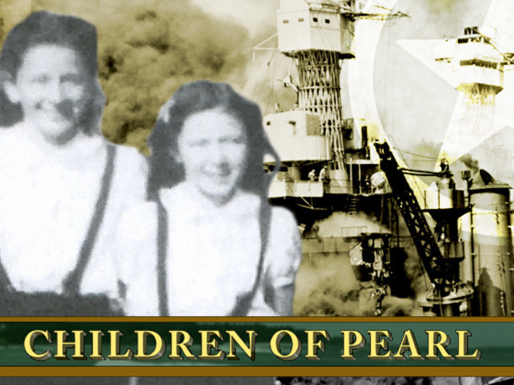 Children of Pearl's video poster