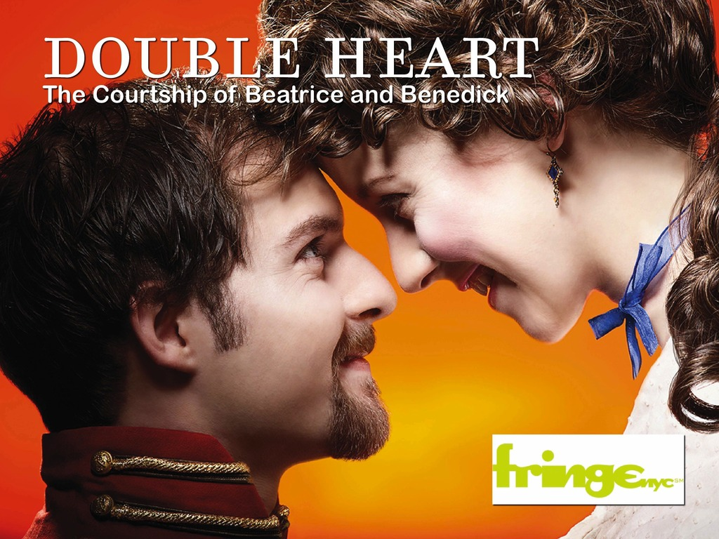 """Get """"Double Heart"""" to the New York Fringe Festival!'s video poster"""